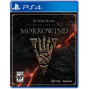 The Elder Scrolls Online: Morrowind - PS4 (5055856414025)