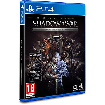Middle-earth: Shadow of War Silver Edition - PS4 (5051892209304)