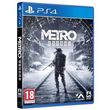 Metro: Exodus - PS4 (4020628756727)