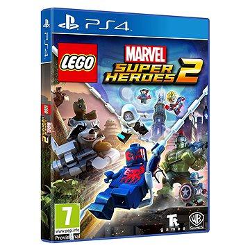 LEGO Marvel Super Heroes 2 - PS4 (5051892210812)