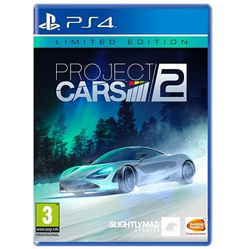 Project CARS 2 Limited Edition - PS4 (3391891993395)