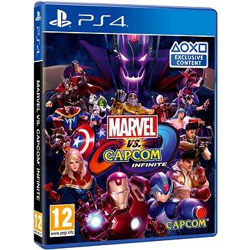 Marvel vs. Capcom: Infinite - PS4 (5055060931844)