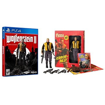 Wolfenstein II: The New Colossus Collectors Edition - PS4 (5055856417088)