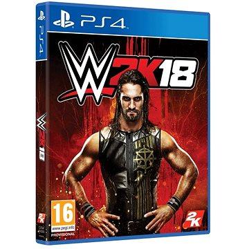 WWE 2K18 - PS4 (5026555423601)