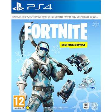 Fortnite: Deep Freeze Bundle - PS4 (5051892219105)