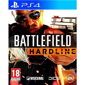 Battlefield Hardline - PS4 (1013602)