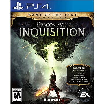 Dragon Age 3: Inquisition GOTY - PS4 (C0038503)