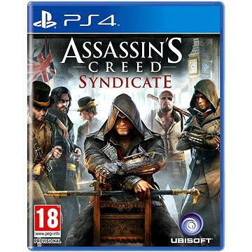 Assassins Creed: Syndicate - PS4 (3307215893265)