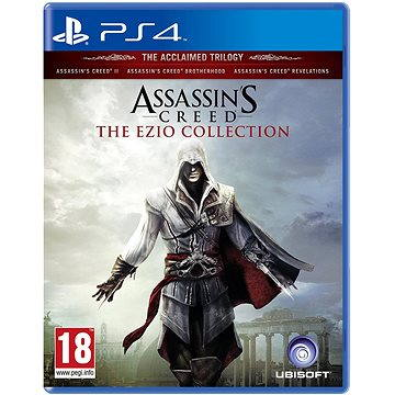 Assassins Creed The Ezio Collection - PS4 (USP400280)