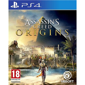 Assassins Creed Origins - PS4 (3307216025870)