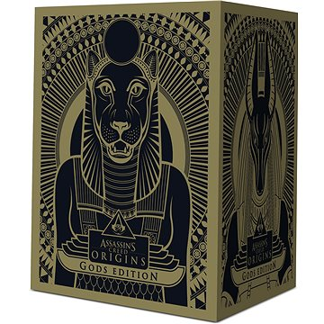 Assassins Creed Origins GODS Collectors Edition- PS4 (USP400291)