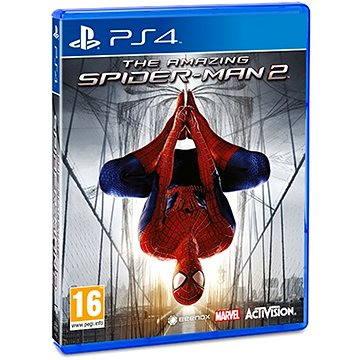 The Amazing Spider-Man 2 - PS4 (C1505945)