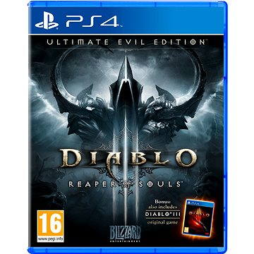 Diablo III: Ultimate Evil Edition - PS4 (87178CZ)