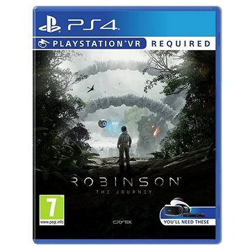 Robinson The Journey - PS4 VR (PS719865353)