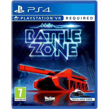 Battlezone - PS4 VR (PS719868354)