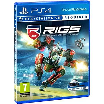 R.I.G.S. Mechanized Combat League - PS4 VR (PS719860952)