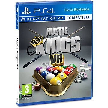 Hustle Kings VR - PS4 VR (PS719859352)