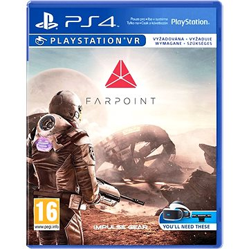 Farpoint - PS4 VR (PS719848554)