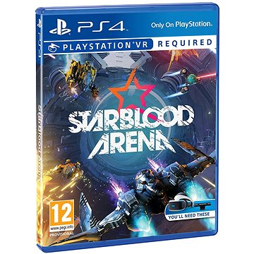 StarBlood Arena - PS4 VR (PS719832560)