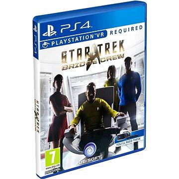 Star Trek: Bridge Crew - PS4 VR (3307215991671)