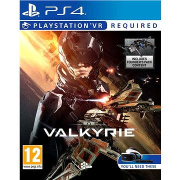 EVE: Valkyrie - PS4 VR (PS719866657)