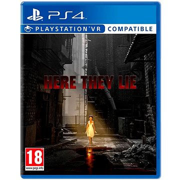 Here They Lie VR - PS4 VR (PS719872252)
