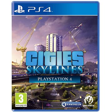 Cities Skylines - PS4
