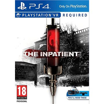 The Inpatient - PS4 VR (PS719966463)