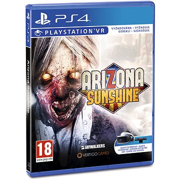 Arizona Sunshine - PS4 VR (PS719975564)