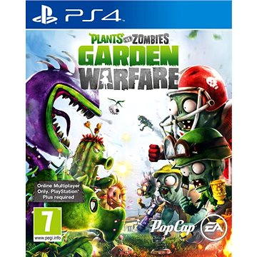 Plants vs Zombies Garden Warfare - PS4 (1013361)