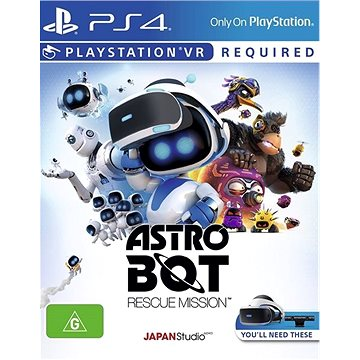 Astro Bot Rescue Mission - PS4 VR (PS719761716)