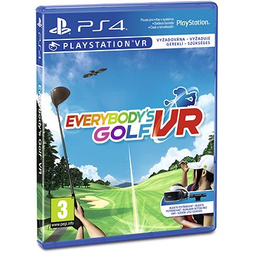 Everybodys Golf VR - PS4 VR (PS719920601)
