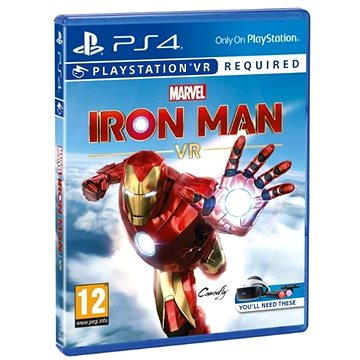 Marvels Iron Man VR - PS4 VR (PS719942900)