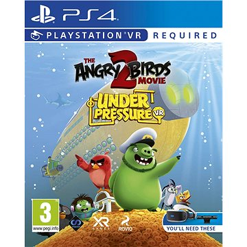 The Angry Birds Movie 2: Under Pressure VR - PS4 VR (5060522094364)