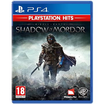 Middle-earth: Shadow Of Mordor - PS4 (5051892217033)