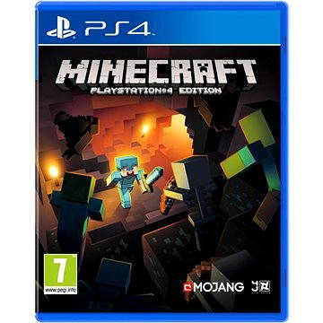 Minecraft (Playstation 4 Edition) - PS4 (PS719440215)