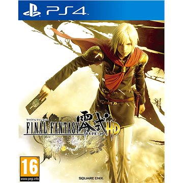 Final Fantasy Type-O HD - PS4 (5021290064959)