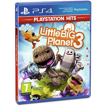 Little Big Planet 3 - PS4 (PS719414476)