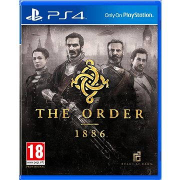 The Order 1886 - PS4 (PS719284994)