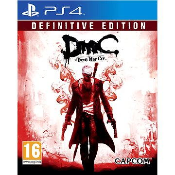 DMC - Devil May Cry Definitive Edition - PS4 (5055060930755)
