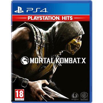 Mortal Kombat X - PS4 (5051892217064)