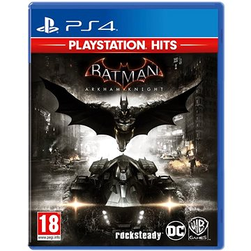 Batman: Arkham Knight - PS4 (5051892191173)