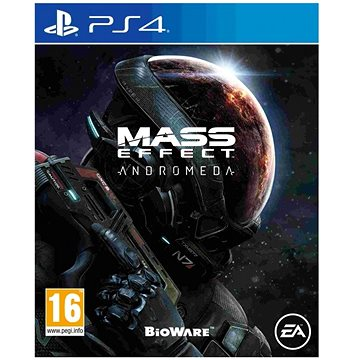 Mass Effect 4 Andromeda - PS4