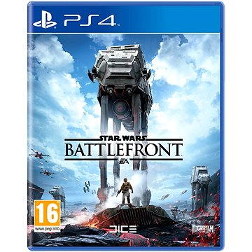 Star Wars: Battlefront - PS4 (1014538)