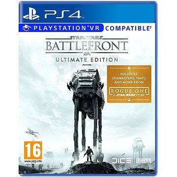 Star Wars: Battlefront Ultimate Edition- PS4