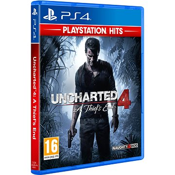 Uncharted 4: A Thief´s End CZ - PS4 (PS719454717)