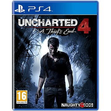 Uncharted 4: A Thief´s End CZ PLUS Edition - PS4 (PS719847748) + ZDARMA Elektronická licence Uncharted Desert Skin SK Elektronická licence Uncharted Golden Skin SK Elektronická licence Uncharted Desert Skin CZ Elektronická licence Uncharted Golden Skin CZ
