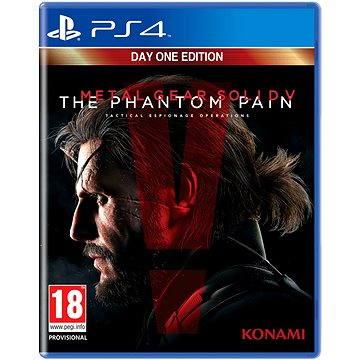 PS4 Metal Gear Solid 5: The Phantom Pain