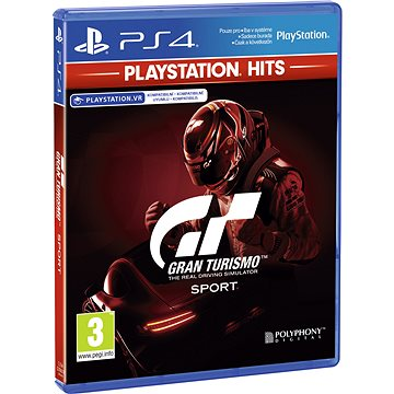 Gran Turismo Sport Day One Edition - PS4 (PS719832652) + ZDARMA Časopis PlayStation Magazín