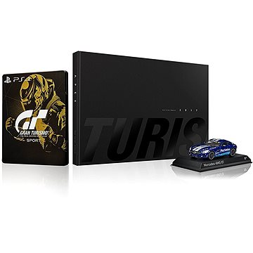 Gran Turismo Sport Collectors Edition - PS4